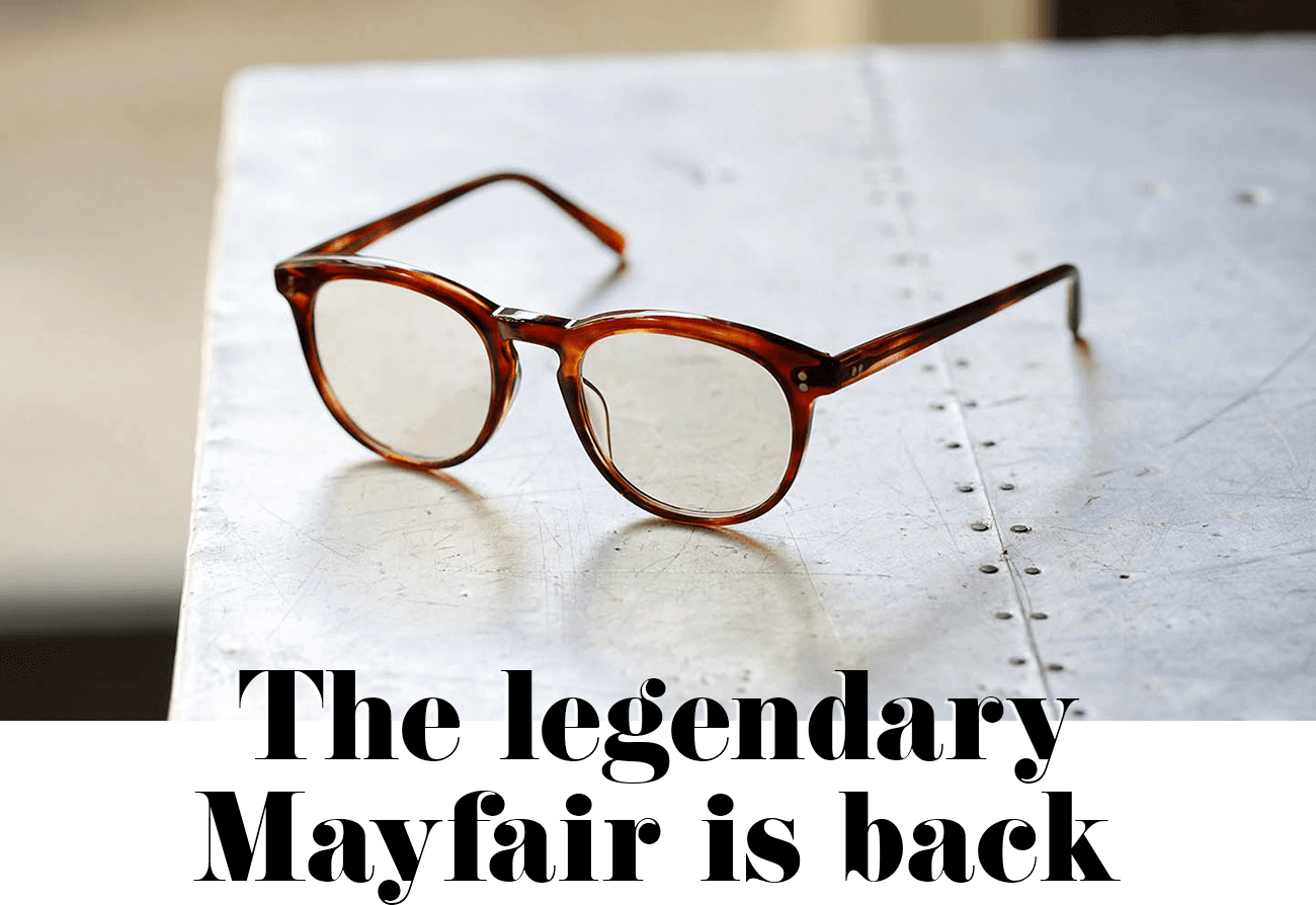 The legendary Mayfair is back